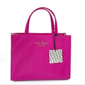 New Kate Spade pink bag Sam